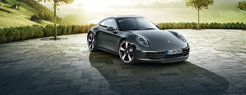 Porsche 911 50th edition