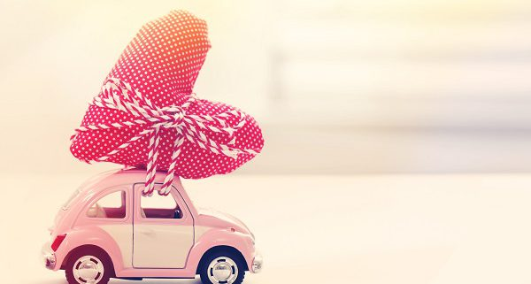 Car and heart