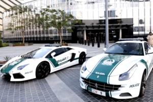 Dubai Police Super Cars