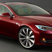 Tesla Car Dubai