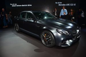 Mercedes AMG 63 black