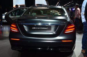 Mercedes AMG 63 exclusive