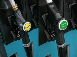 petrol and diesel