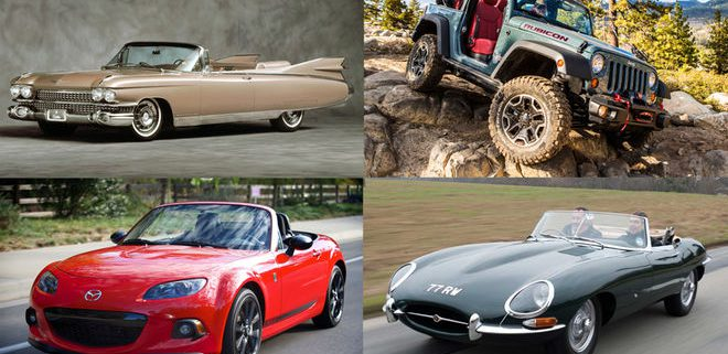 the very best convertibles