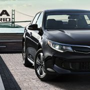 Optima Hybrid - Kia