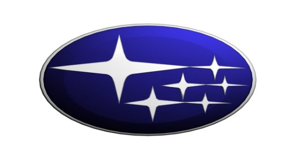 subaru car logo