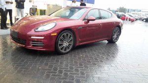 Porsche Panamera Dubai