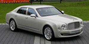 Bentley Car Dubai