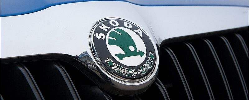 Skoda Front Grill