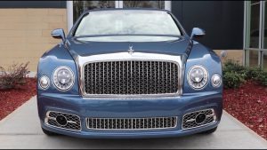 Bently in Dubai