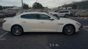 Maserati Quattro in Dubai