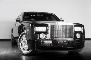 Rolls Royce Phantom Dubai