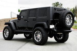 Sell Jeep Wrangler in Dubai