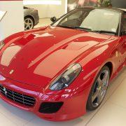 Ferrari In Dubai