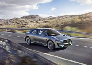 Jaguar ipace 1