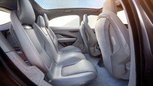 Jaguar ipace Interior