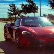 MC Laren Super Car