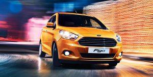 Ford Figo Dubai