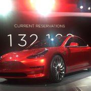 Tesla Model 3 In UAE