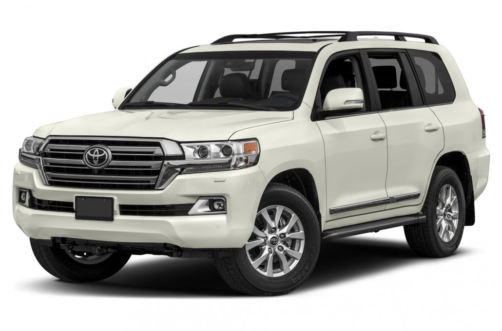 Sell Toyota Land Cruiser in Dubai