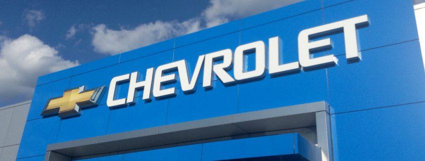 Chevrolet Dubai