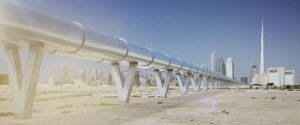 Hyperloop One UAE