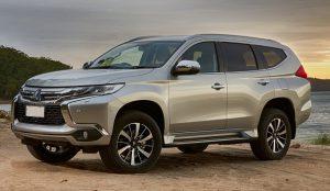 Mitsubishi Pajero 2018 latest