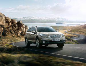 Subaru Outback Uae