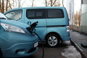 Dubai Electric Cars