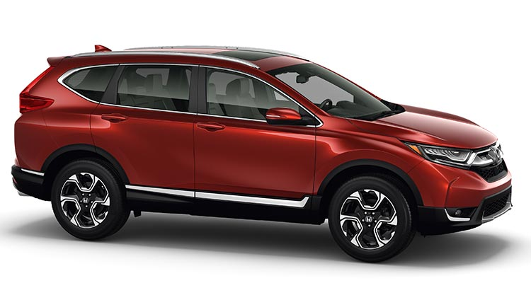 Previous Models Of The Cr V Had Drawn Some Criticism For Amount Rear Legroom Available But 2017 Honda Have Stated That It Will Best