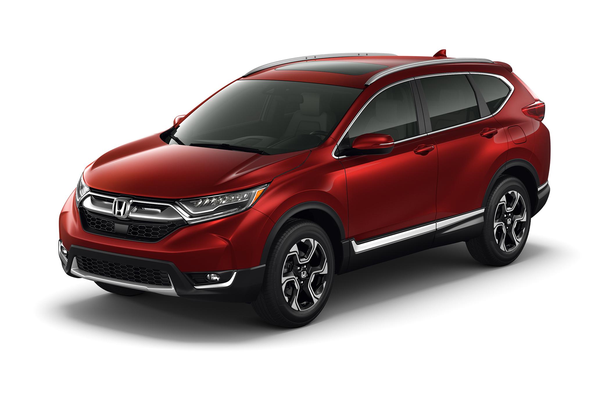 Kelebihan Honda Cr V 2017 Tangguh