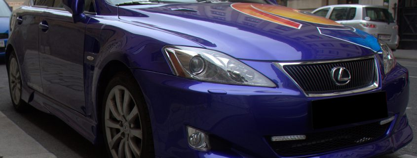 Lexus LC500 Coupe 2018