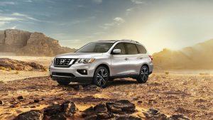 Nissan Pathfinder 2018 UAE
