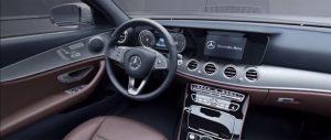 Mercedes Interior E Class