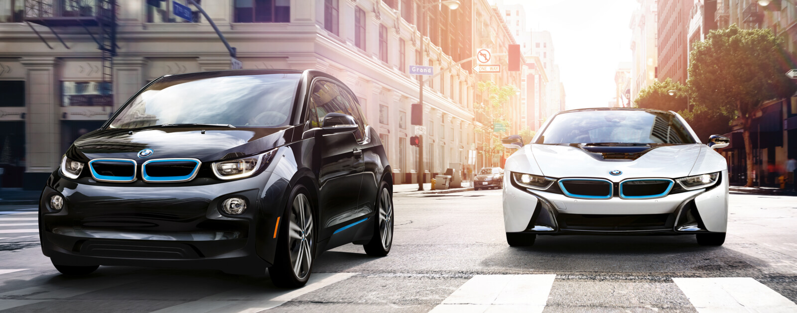 Bmw Get Ready To Compete With Tesla In The Electric Car Market
