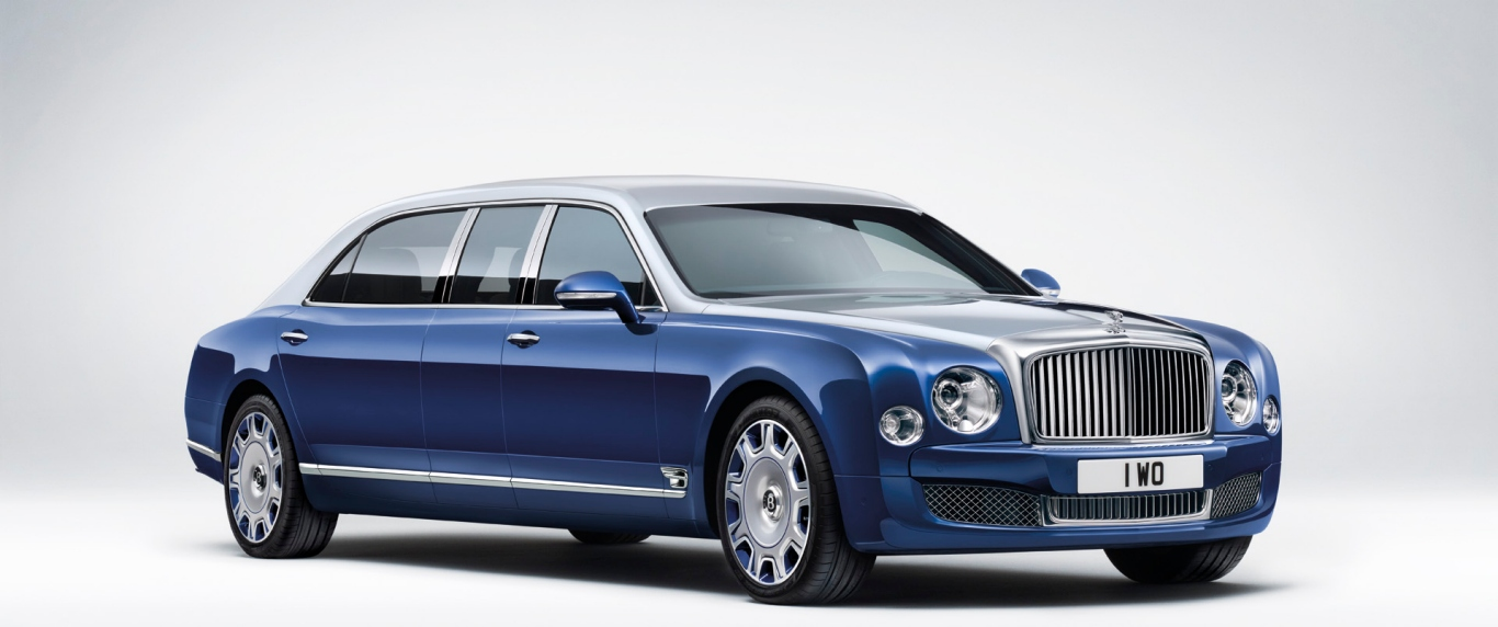 The Bentley Mulsanne S Very Limited: Bentley Unleashes Limited-edition SZR Mulliner Exclusive