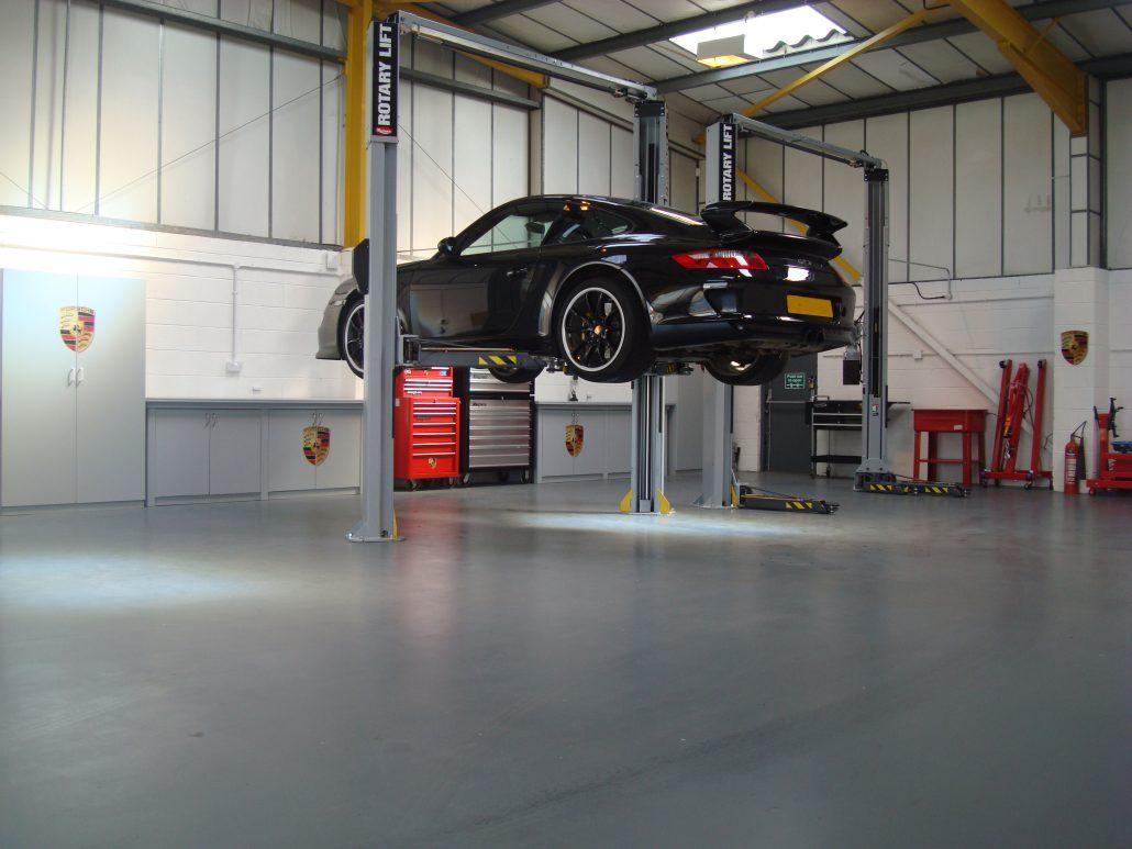 Car Workshop Dubai