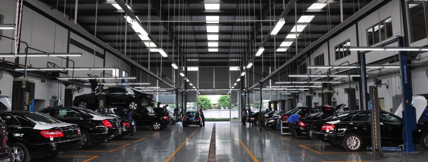 car Workshop dubai