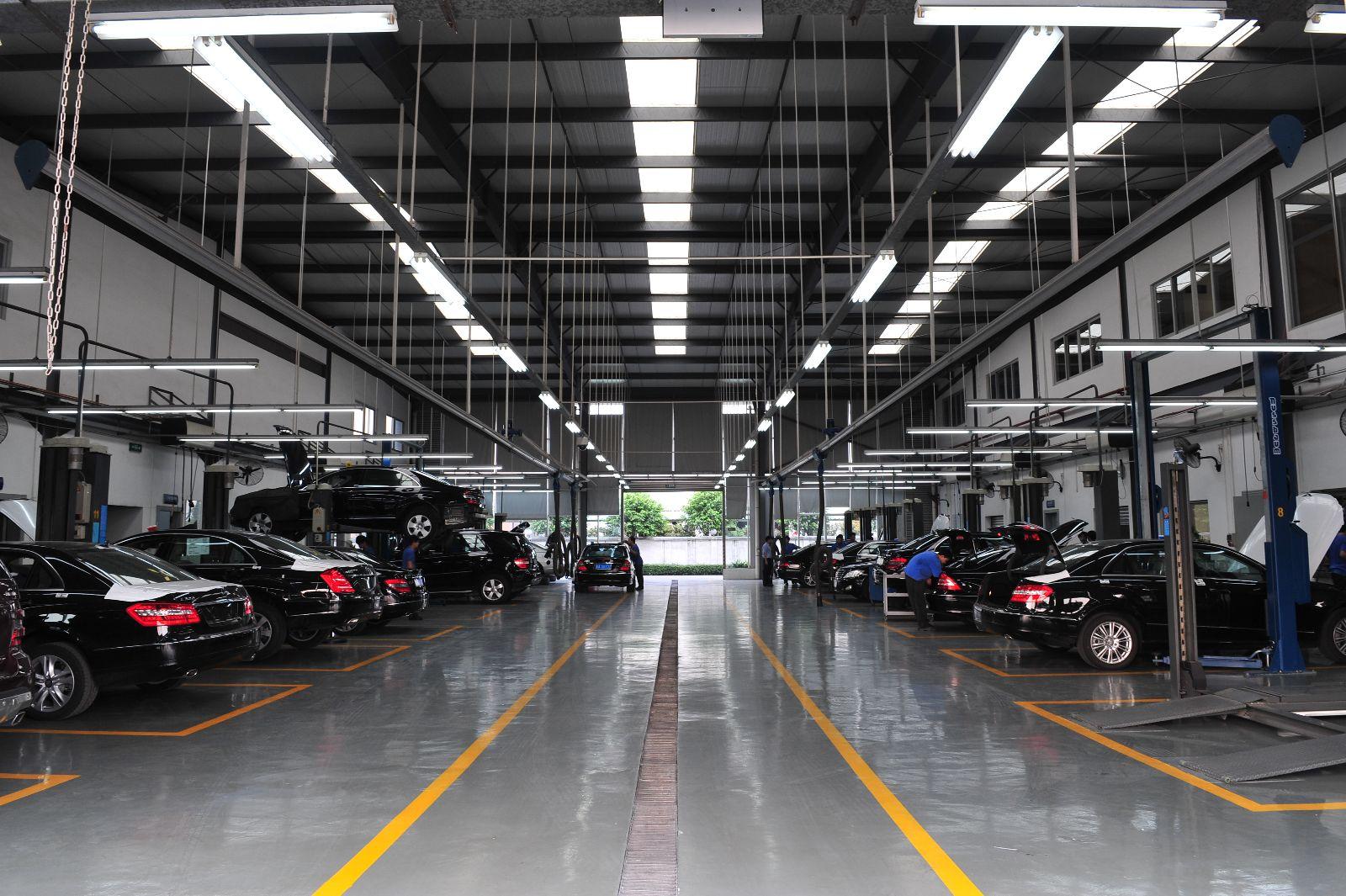UAE prepares for rating system for car workshops