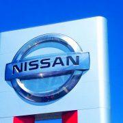 Nissan Dealer Logo