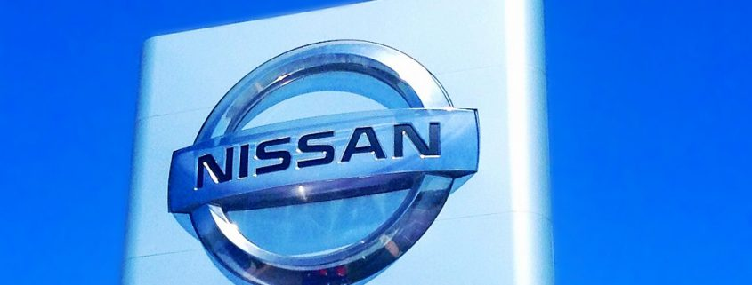 Nissan Dealer Logo