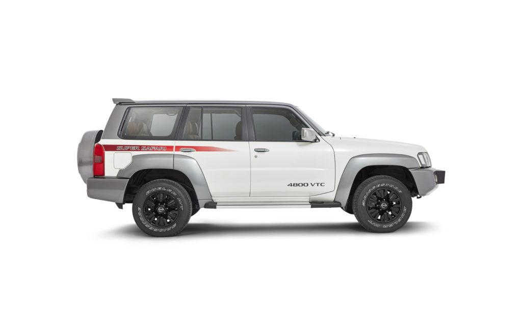 Nissan Super Safari 3 Door 2017