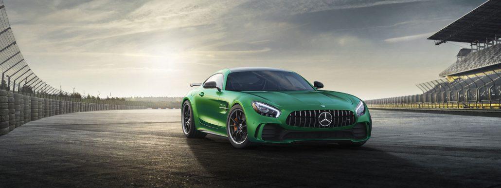 2018 Mercedes AMG GT-R