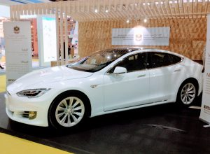 Tesla UAE