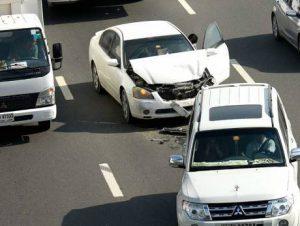 Car Accident Dubai 1