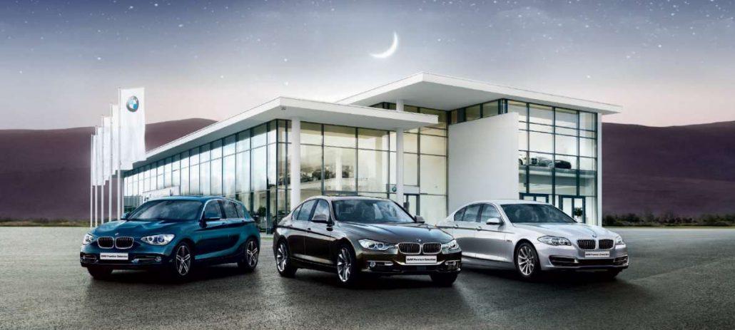 BMW Ramadan Deals 2018