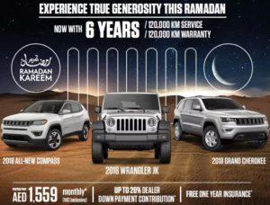 Jeep Ramadan 2018 Deal 1