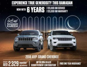 Jeep Ramadan 2018 Deal 3