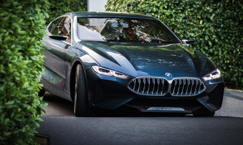 BMW-8-Series Concept Dubai