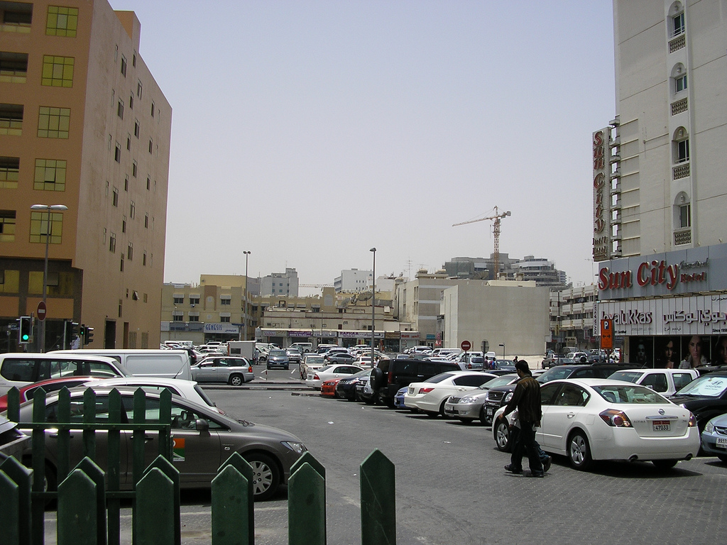 Dubai Car Park